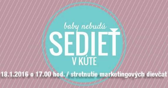 Baby z marketingu - január 2016